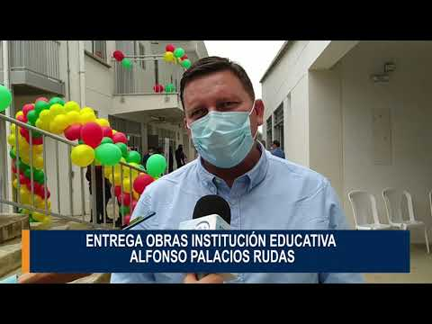 Ministra de educación inauguró obras de remodelación del colegio Alfonso Palacio Rudas