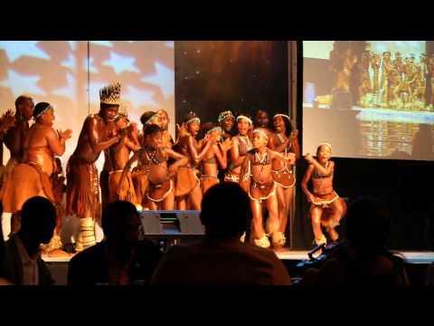 Botswana Traditional Dance at Best (Incredible Botswana)