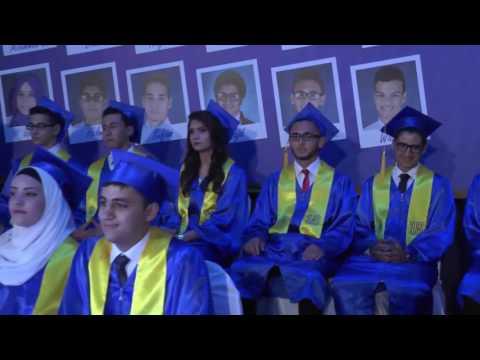 2016 HS Graduation 1  Entrance