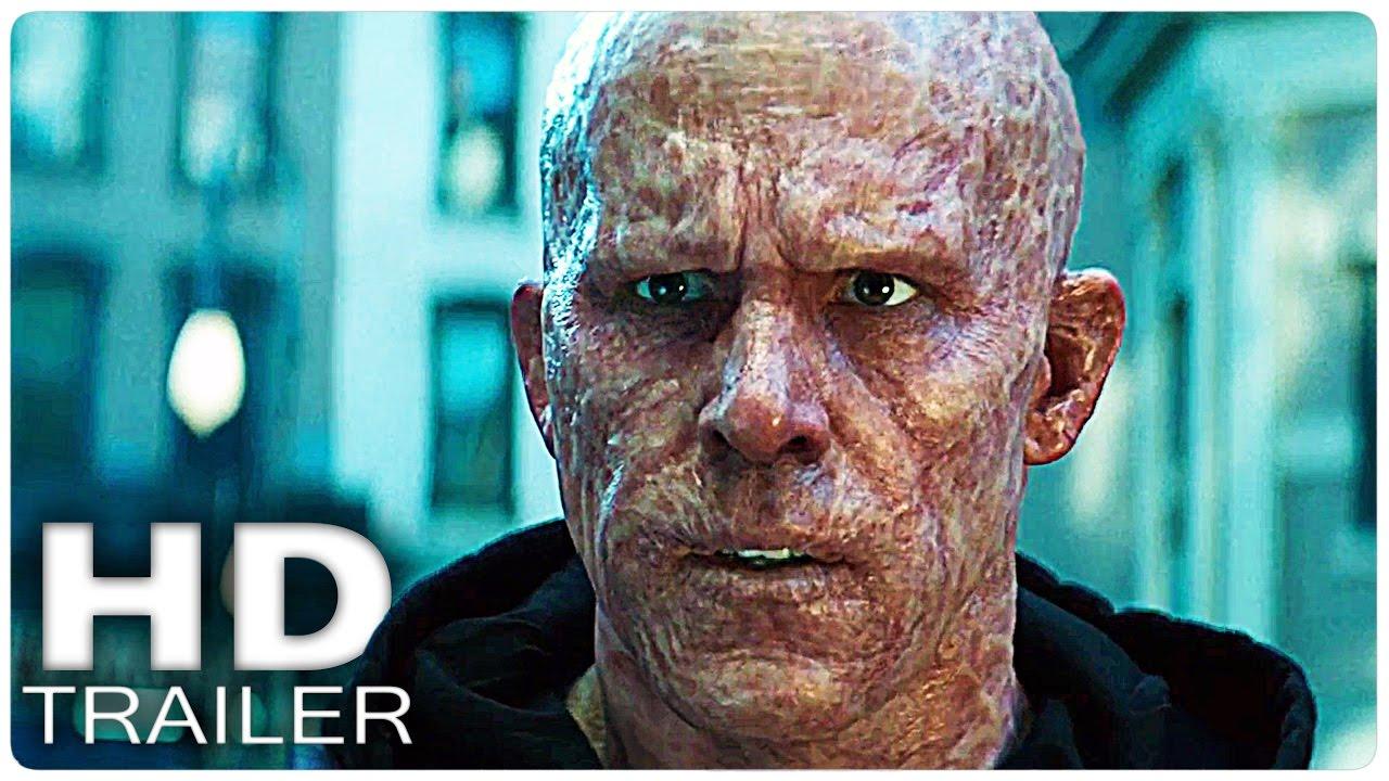Deadpool 2 Extended Teaser Trailer 2018 Youtube
