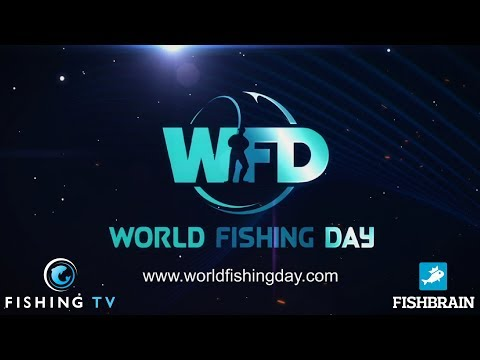Matt Hayes tells you about World Fishing Day