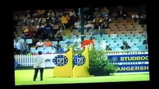 Uxmall Rouge - Taça das Nações - Campeonato da Europa - Hickstead - 1999