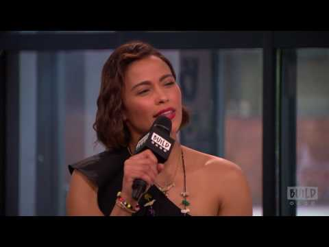 """Paula Patton Discusses TV Show """"Somewhere Between"""" And Her New Film, """"Traffik"""""""