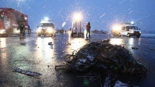 Запись последних минут в кабине пилотов Боинга перед падением в Ростове