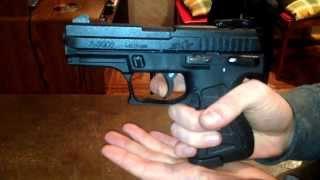 Пневматический пистолет Anics A-3000 Skif