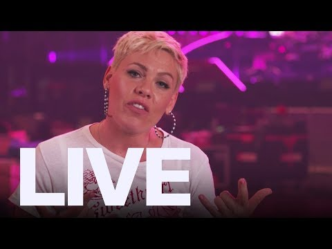 P!NK Named People's Most Beautiful Woman  ET Canada
