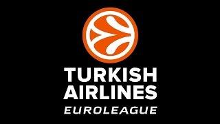 Euroleague 16. Hafta Maçları Fikstür 2018