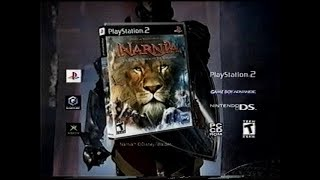 The Chronicles of Narnia Video Game Commercial (2005)