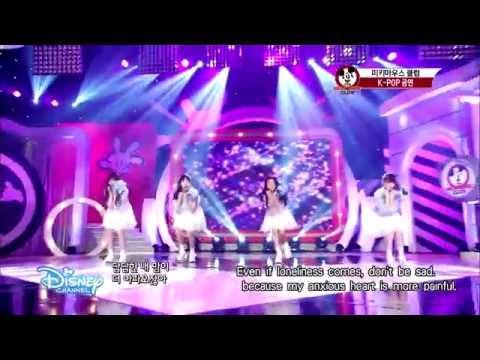 《Mickey Mouse Club》SMROOKIES GIRLS - Violet fragrance (English Lyrics) (原曲:강수지(Kang Susie) - 보라빛 향기)