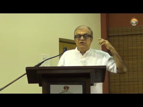 """Battle for Sanskrit"" Lecture by Sri Rajiv Malhotra"