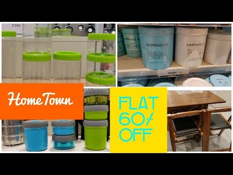 Flat 60% Off Home Town   New Offers N Latest Collection HomeTown   SuperStylish Namrata