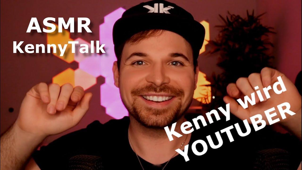 ASMR Kenny wird YOUTUBER und Twi. Einnahmen [deutsch]