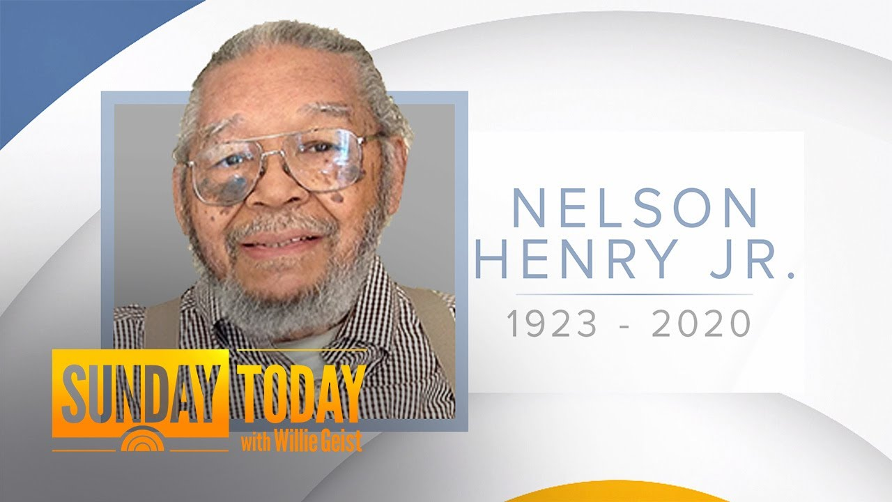 Nelson Henry Jr., Honorably Discharged After 75 Years, Dies Of Coronavirus At 96 | Sunday TODAY