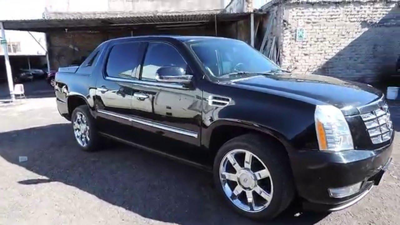 Cadillac Escalade Ext Pickup 4x4 2008