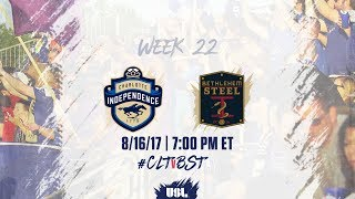 Charlotte Independence vs Bethlehem Steel FC full match