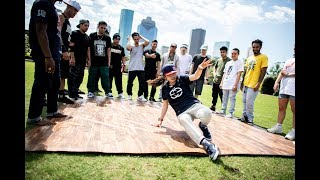 Red Bull BC One Houston 2019 | Offsite All Star Cypher