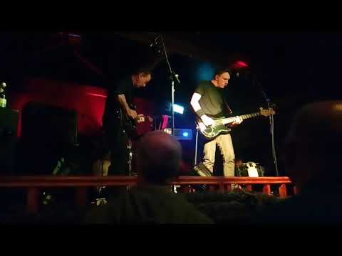 Hugh Cornwell, & Band, The Bowery, Rathmines, Dublin, 22nd Nov. '18