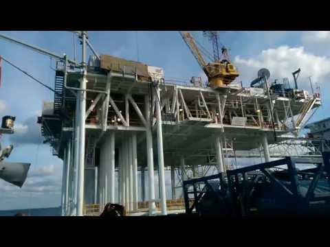 Offshore Rigs Gulf of Mexico - Oil and Gas