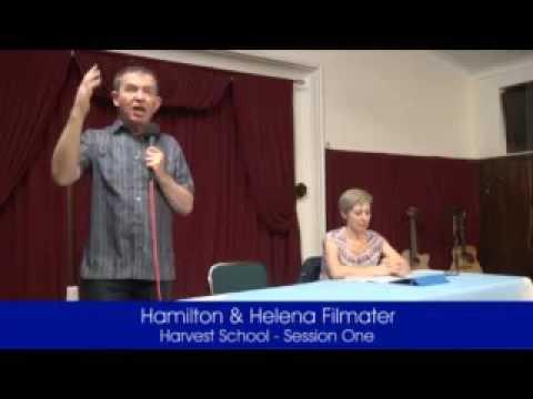 Harvest Training School with Hamilton & Helena Filmalter 2016 - SESSION 1