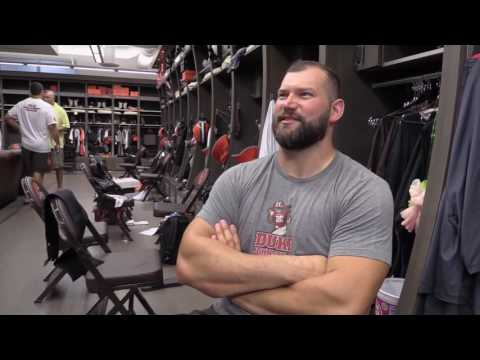 My Cleveland: Joe Thomas of the Cleveland Browns