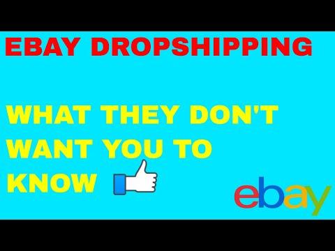 DropShip on eBay Step by Step 2019 - Best Noob Checklist