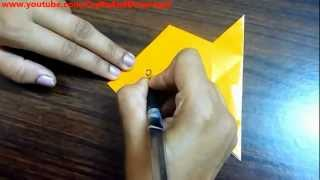 How To Make An Origami Fish Very Easily...[no.2]