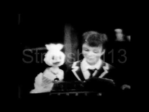 Off Air BBC 1 TV 8mm Dutch F1, BBC 1 globe indent and Tich and quackers: the examination (LOST?)