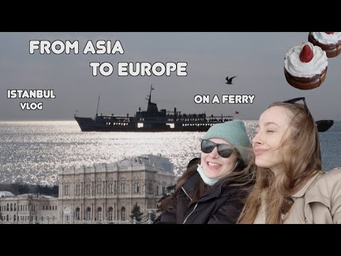 Traveling from Europe to Asia and back in one day! Daily vlog