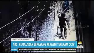 Aksi Pemalakan Sepasang Kekasih Terekam CCTV | REDAKSI PAGI (25/12/19)