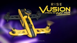 Load Video 1:  Drone Racing Made Easy with RISE Vusion : Spotlight
