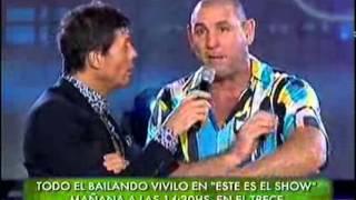 Showmatch 2010 - Los miedos de la Mole Moli