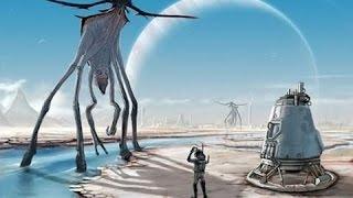 Вирусы - внеземная жизнь. .  Тайны мира анн.