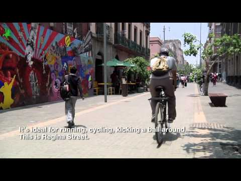 Cities in Focus | Mexico City Historic District