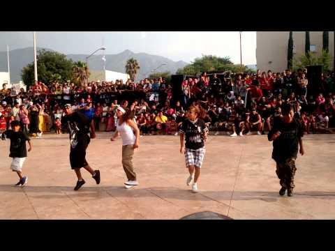 Danzas de la Calle sus bailarines mas chicos