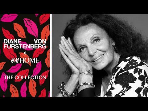Diane von Furstenberg x H&M HOME designer collaboration 2021 – explore the collection