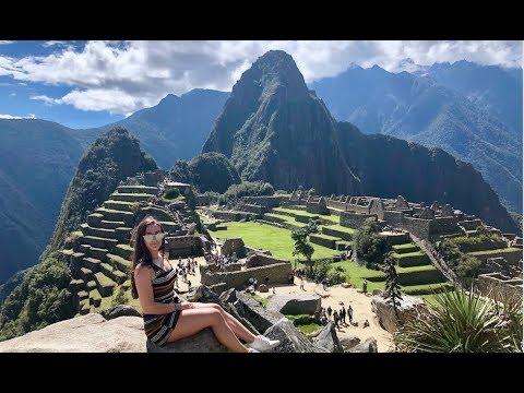 MACHU PICCHU!! :: PERU DAY 6 :: VLOG 269