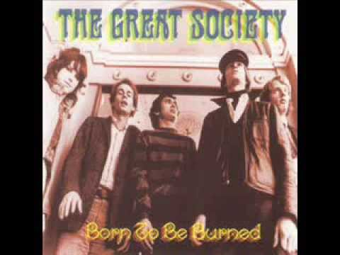 Grace Slick and the great society Born to Be Burne
