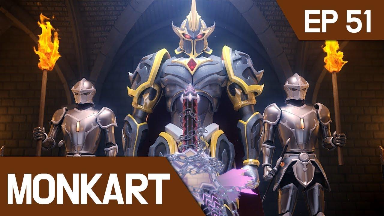 [WatchCarTV] Monkart Episode - 51