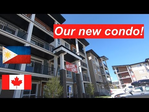 Our First Property In Canada: A Small Condo In Calgary