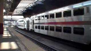 Amtrak & NJ Transit Newark Penn Station