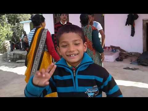 Chhliya nach in Rumali ka Gantha song