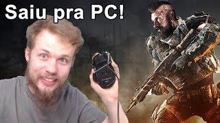 COD BLACKOUT SAIU PRA PC! Battle Royale do Black Ops 4