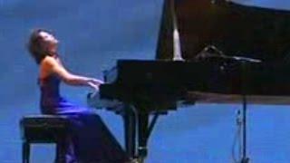 Yuja Wang: Yellow River Piano Concerto 4th movement