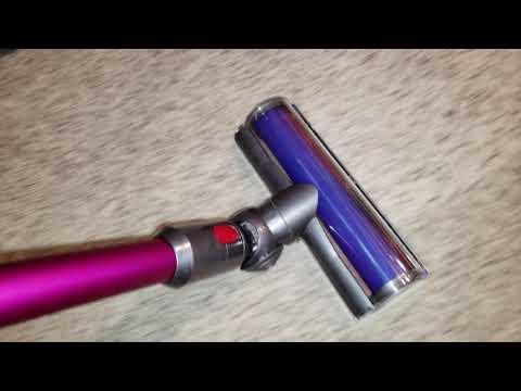 Dyson V7, Thurough Vacuuming.😊