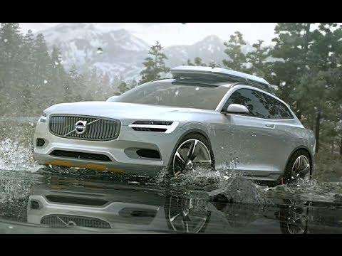 Volvo Hybrid XC Coupe 2015 First Commercial CARJAM TV 2014 Best Car TV Shows
