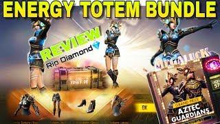 Diamond Royal? Energy Totem Bundle Review by ||GSK|| - Garena Free Fire
