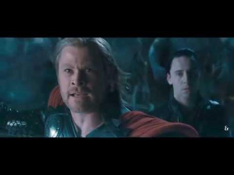 Thor/Loki - Golden Boy  (MCU)