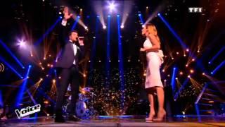 Claire Keim & Amir -  Que reste-t-il de nos amours (The Voice 4)