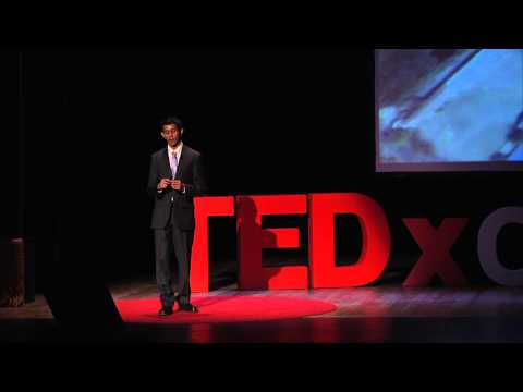 """""""Re-engineering access to global health care with mobile technology"""" Nahush Katti at TEDxCoMo"""