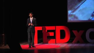 """Re-engineering access to global health care with mobile technology"" Nahush Katti at TEDxCoMo"